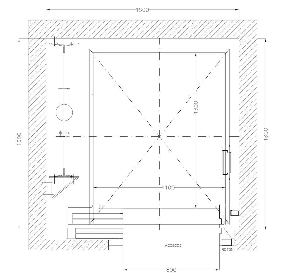 Hidraulicos ascensores hidraulicos grande